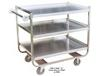 "STAINLESS STEEL ""U"" FRAME CARTS"